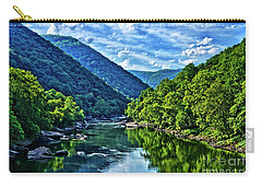 New River Gorge National River Carry-all Pouch