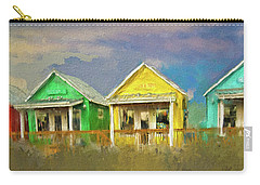 Carry-all Pouch featuring the digital art 4 Of A Kind by Dale Stillman