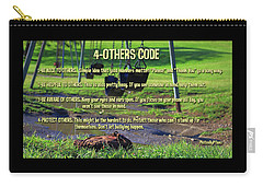 4-others Code Carry-all Pouch