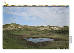 Small Lake In The Noordhollandse Duinreservaat Carry-all Pouch