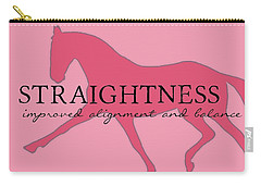 Straightness Carry-all Pouch