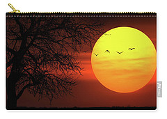 Sunset Carry-all Pouch by Bess Hamiti
