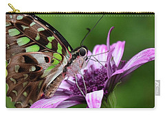 Tailed Jay Carry-all Pouch