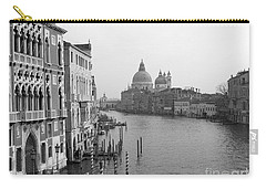 The Grand Canal In Venice Carry-all Pouch