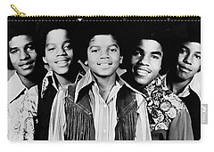 The Jackson 5 Collection Carry-all Pouch by Marvin Blaine