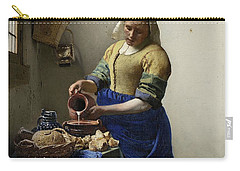 The Milkmaid, 1660 Carry-all Pouch