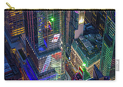 4 Times Square Carry-all Pouch