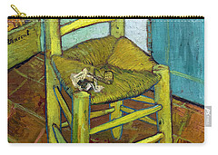 Van Gogh's Chair Carry-all Pouch