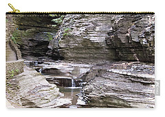 Watkins Glen New York Carry-all Pouch