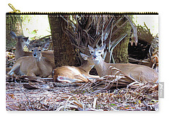 4 Wild Deer Carry-all Pouch