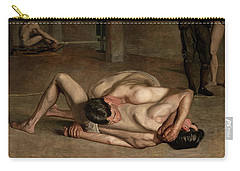 Sex Hormone Paintings Carry-All Pouches