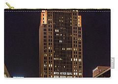Carry-all Pouch featuring the photograph 400 West Market by Randy Scherkenbach