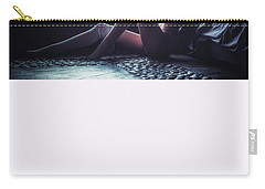 Carry-all Pouch featuring the photograph ... by Traven Milovich