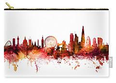 London England Skyline Carry-all Pouch