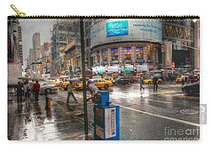 42nd Street Carry-all Pouch by David Bearden