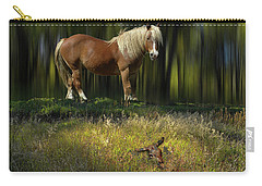 Carry-all Pouch featuring the photograph 4351 by Peter Holme III