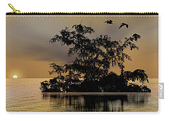 Carry-all Pouch featuring the photograph 4374 by Peter Holme III