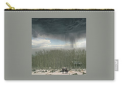 Carry-all Pouch featuring the photograph 4375 by Peter Holme III