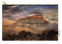 Carry-all Pouch featuring the photograph 4381 by Peter Holme III