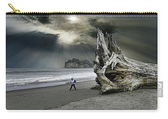 Carry-all Pouch featuring the photograph 4392 by Peter Holme III