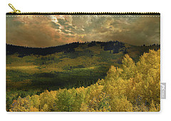 Carry-all Pouch featuring the photograph 4394 by Peter Holme III
