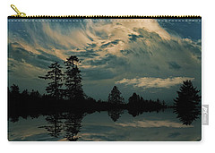 Carry-all Pouch featuring the photograph 4395 by Peter Holme III