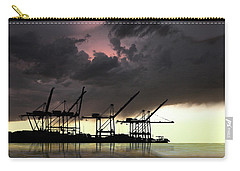 Carry-all Pouch featuring the photograph 4396 by Peter Holme III