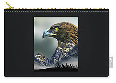 Carry-all Pouch featuring the photograph 4397 by Peter Holme III