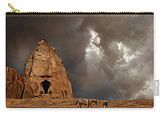 Carry-all Pouch featuring the photograph 4398 by Peter Holme III