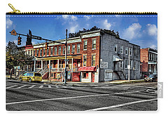 43rd Street And York Road Carry-all Pouch