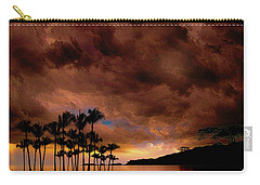 Carry-all Pouch featuring the photograph 4401 by Peter Holme III
