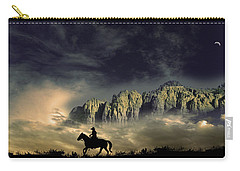Carry-all Pouch featuring the photograph 4403 by Peter Holme III