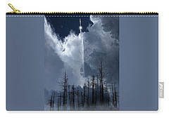 Carry-all Pouch featuring the photograph 4404 by Peter Holme III