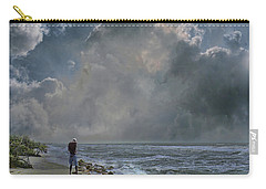 Carry-all Pouch featuring the photograph 4405 by Peter Holme III