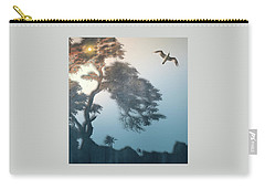 Carry-all Pouch featuring the photograph 4408 by Peter Holme III