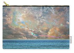 Carry-all Pouch featuring the photograph 4410 by Peter Holme III