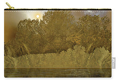 Carry-all Pouch featuring the photograph 4411 by Peter Holme III