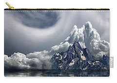 Carry-all Pouch featuring the photograph 4412 by Peter Holme III