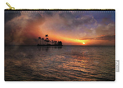 Carry-all Pouch featuring the photograph 4419 by Peter Holme III