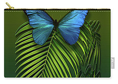 Carry-all Pouch featuring the photograph 4426 by Peter Holme III