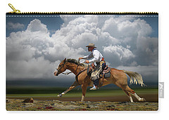 Carry-all Pouch featuring the photograph 4427 by Peter Holme III