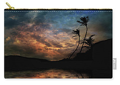 Carry-all Pouch featuring the photograph 4448 by Peter Holme III
