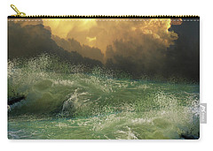 Carry-all Pouch featuring the photograph 4449 by Peter Holme III