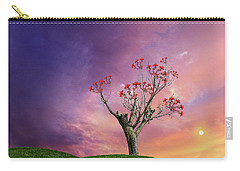 Carry-all Pouch featuring the photograph 4451 by Peter Holme III