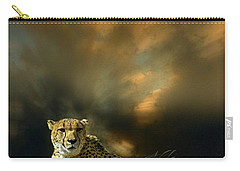 Carry-all Pouch featuring the photograph 4452 by Peter Holme III