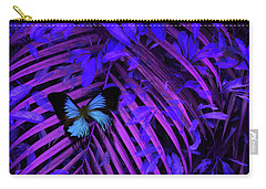 Carry-all Pouch featuring the photograph 4454 by Peter Holme III