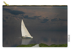 Carry-all Pouch featuring the photograph 4456 by Peter Holme III