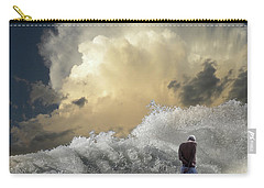 Carry-all Pouch featuring the photograph 4457 by Peter Holme III