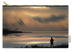 Carry-all Pouch featuring the photograph 4459 by Peter Holme III