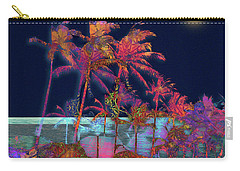Carry-all Pouch featuring the photograph 4461 by Peter Holme III